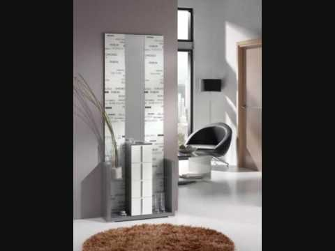 Entra en muebles salvany com recibidores para sus for Muebles para espacios reducidos