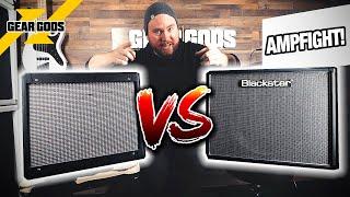 AMP FIGHT: Blackstar HT20 Vs. Fender Blues Jr. | GEAR GODS