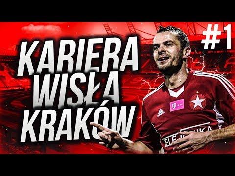 FIFA 18 - Kariera: Wisła Kraków #1 - Hiszpańska kolonia - Falstart...
