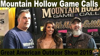 Mountain Hollow Game Calls - Great American Outdoor Show 2019