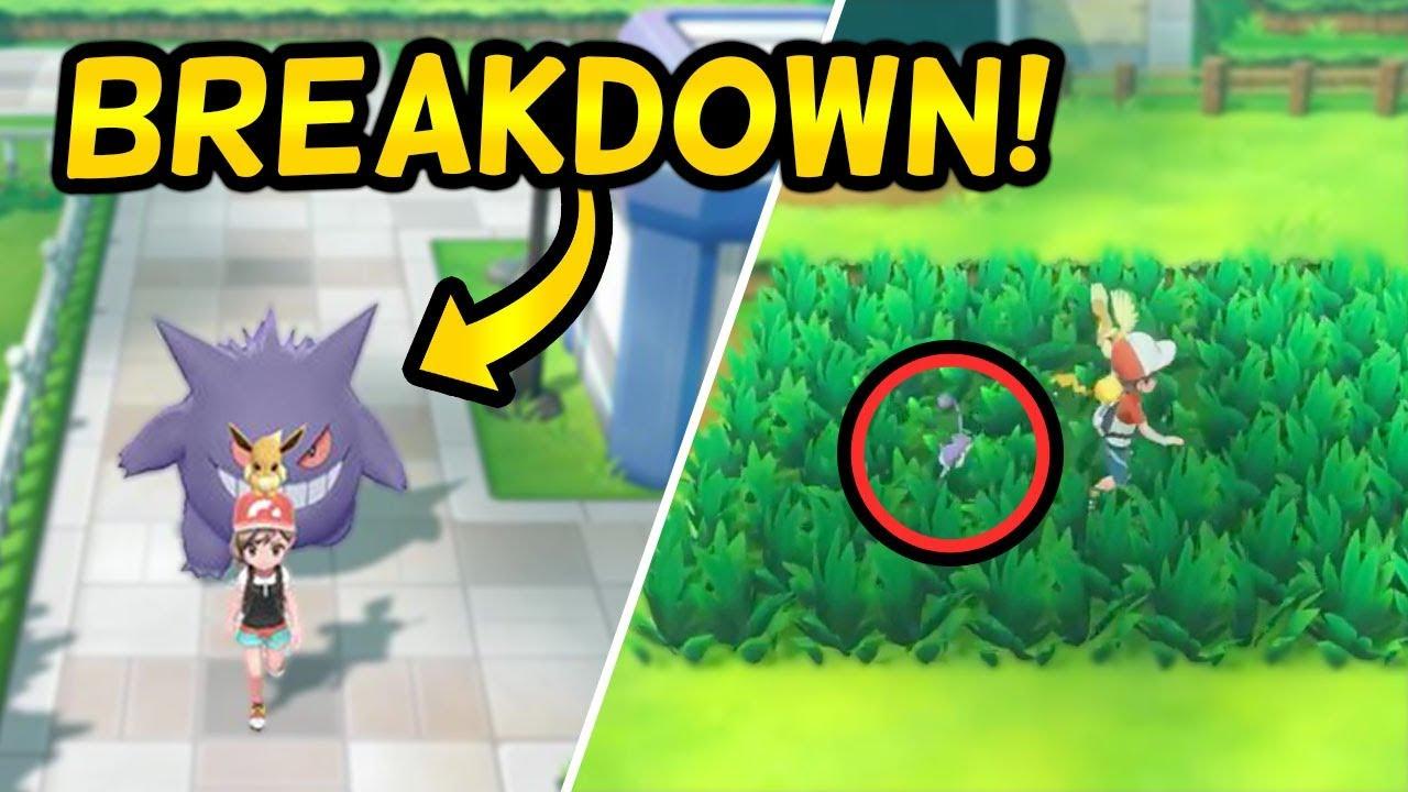 Pokémon Lets Go Pikachu & Eevee TRAILER BREAKDOWN + NEW INFO from Masuda Interview!