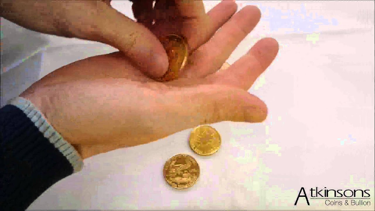Fake Gold Coins - How to Tell