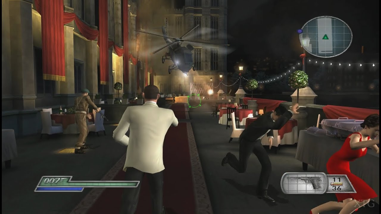 James Bond 007 From Russia With Love Ps2 Gameplay Hd Pcsx2