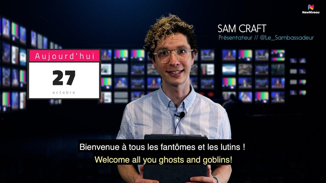 Les Nouvelles-Orléans: 27 octobre 2020