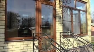 Установка пластиковых окон к домах и коттеджах.(, 2014-04-20T17:28:15.000Z)