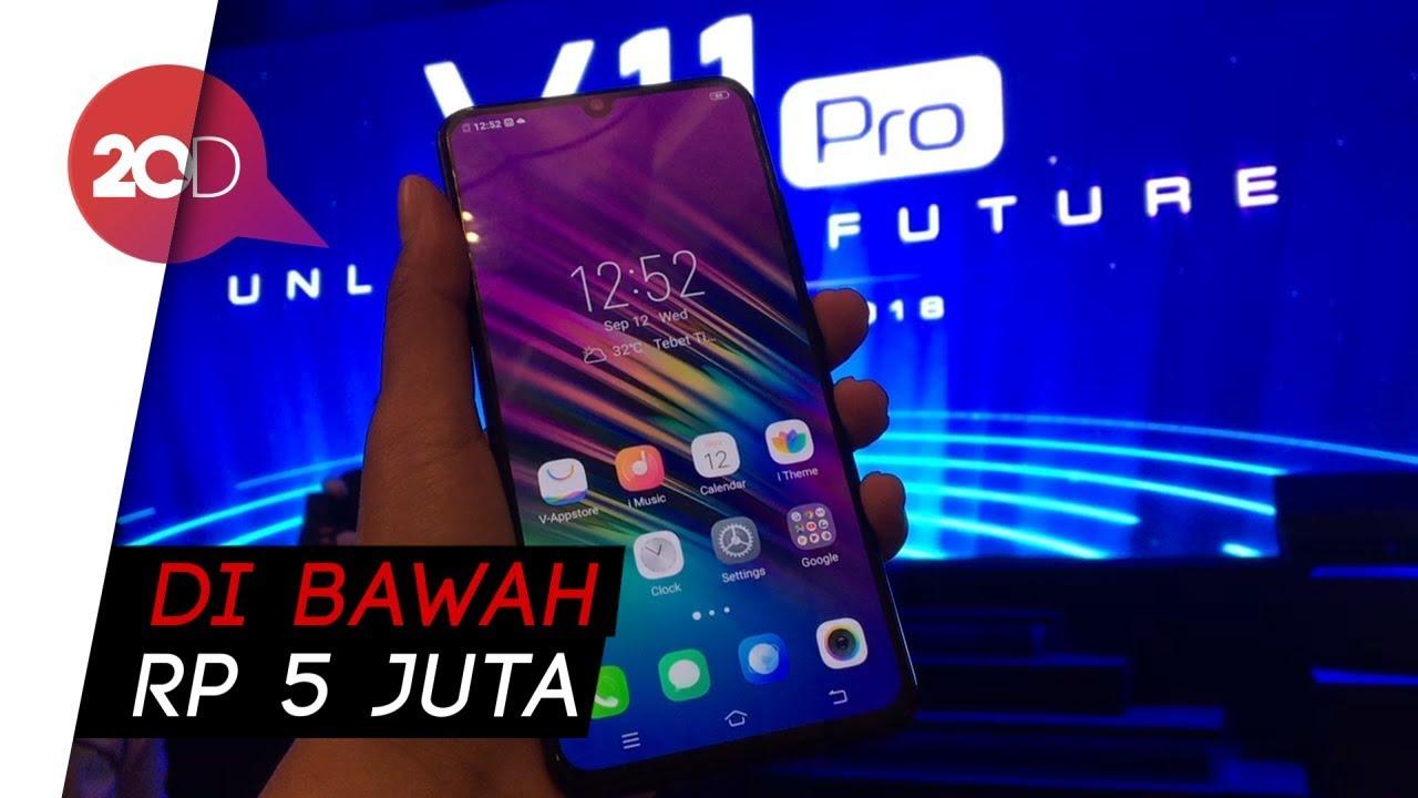 Ini Harga Vivo V11 Pro Di Indonesia Youtube