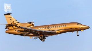 10 Aviones Privados más Caros del Mundo