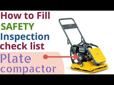 how-to-fill-plate-compactor-safety-certificate-inspection-checklist-in-oil-and-gas||english-language