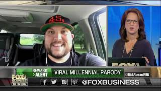 Parody song about millennials goes viral