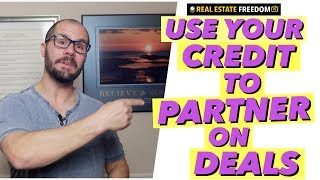 How To Flip Real Estate With Good Credit But No Time