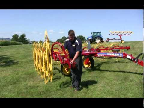 Procart Professional Grade Carted Wheel Rakes