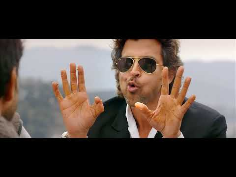 Bang Bang 2014(hritik Fight Scene In Shimla)