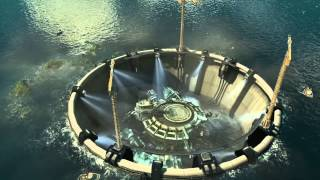 Anno 2205 E3 2015 Alpha gameplay footage edit almost ten minutes