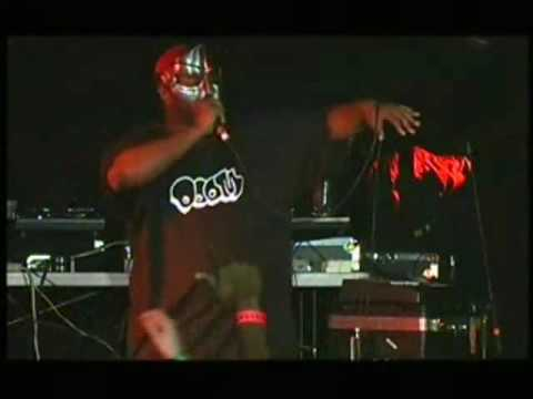 MF DOOM - GO WITH THE FLOW - GAS DRAWLS