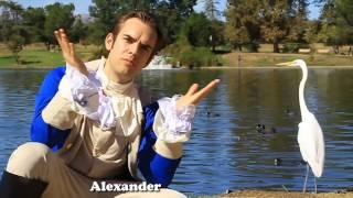 Alexander Hamilton by Jacksfilms, but It's a Banger