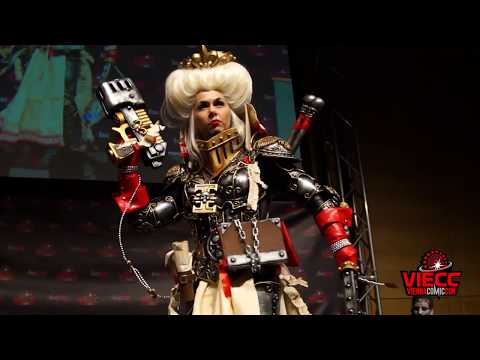 VIECC Championships of Cosplay 2017