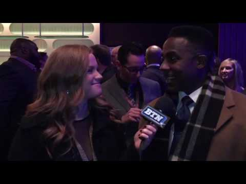 Desmond Howard Interview - Heisman Trophy Ceremony