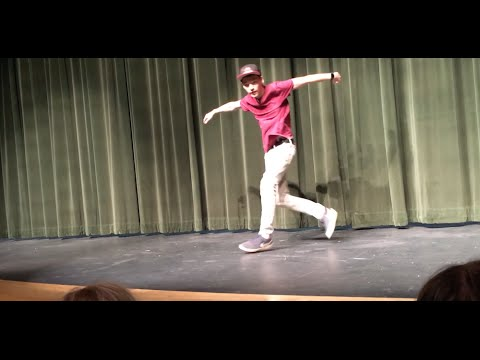 Hip Hop Dance - Talent show 2016