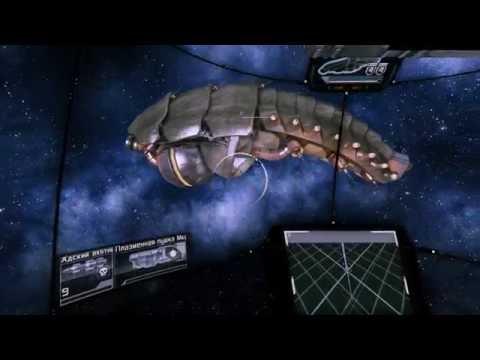 Абордаж корабля и битва на больших эсминцах в X Rebirth