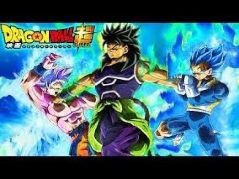 Goku Vs Akumo - Dragon Ball Super Movie 2018 Trailer Launch