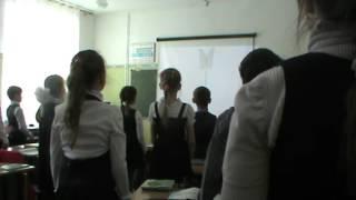 Видеоурок литературного чтения во 2 классе  В  Осеева Добрая хозяюшка