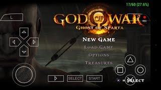 Best setting of ppsspp for God Of War 100% work in 1 GB ram