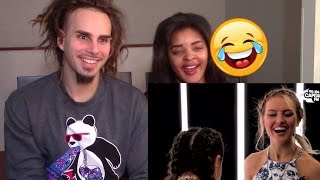 Little Mix Face To Face-  Perrie Vs. Little Mix- REACTION