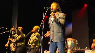 Conscious Party – Ziggy Marley live @ Cali Roots Festival (2014)