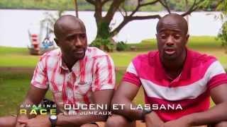 Amazing Race - Oucéni et Lassana