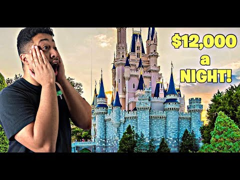 Craig Stevens - If you have some money to throw around! Disney World's new $12,000 VIP