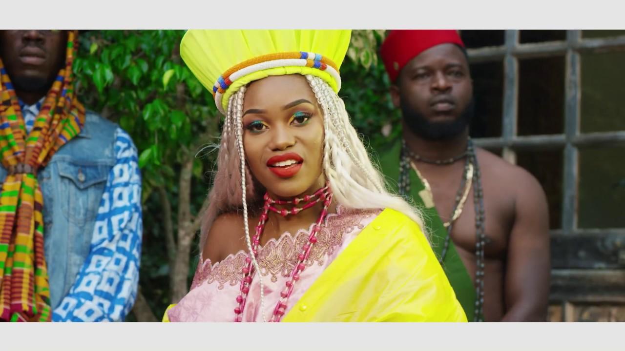 Download Tamy Moyo - Kwandinobva (OFFICIAL VIDEO) prod. Dj Tamuka