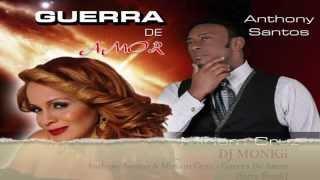 Anthony Santos ft  Miriam Cruz - Guerra De Amor - Merengue Intro Break - 155BPM
