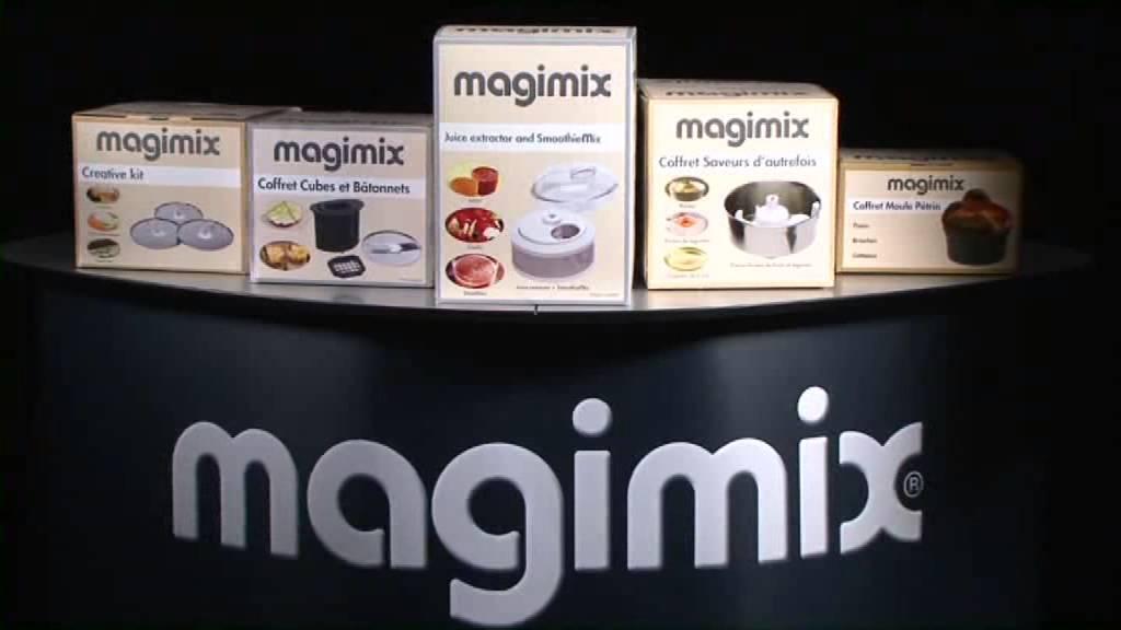Magimix Food Processor Youtube