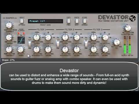 D16 Group - Devastor Guitar!