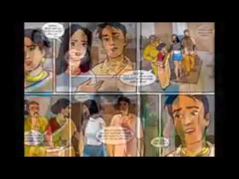 Velamma Episode 50 ׃ Veena Cums Home