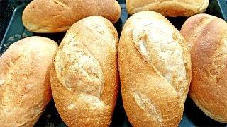 BÁNH BÌ ĐẶC RUỘT l Cách làm Bánh Mì Đặc Ruột thơm ngon tại nhà Bánh Mì Đê l Xanh TV
