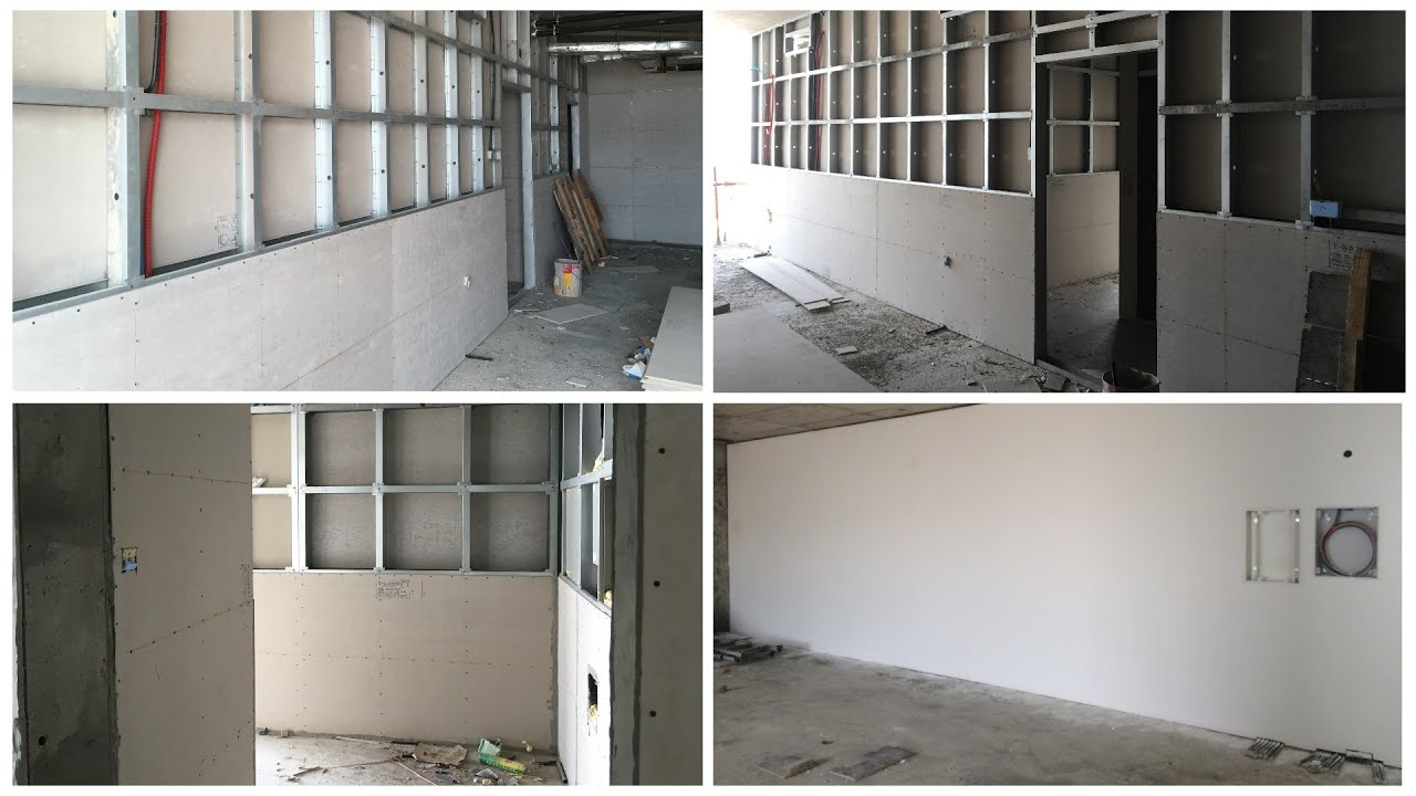 Fiber cement boards installation step by step
