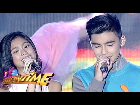 It's Showtime: Bailey, Ylona sing 'Magmahal Muli' on It's Showtime