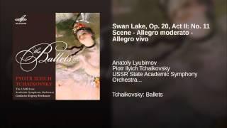 Swan Lake, Op. 20, Act II: No. 11 Scene - Allegro moderato - Allegro vivo
