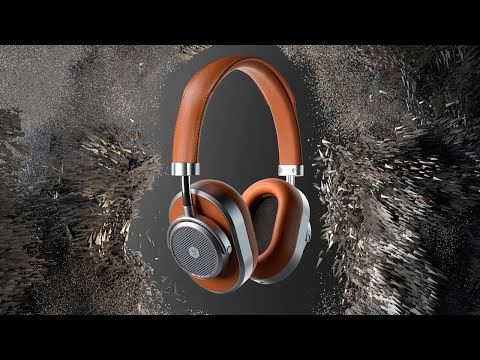 Master & Dynamic Introduces New Noise-Cancelling Wireless Over-Ear Headphones