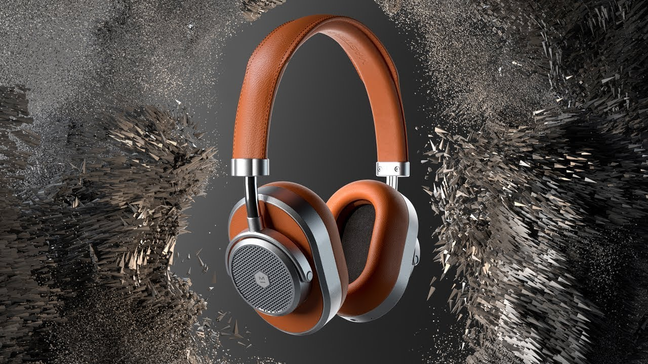 MW65 Active-Noise-Cancelling Wireless Over-Ear Headphone (Gunmetal) video thumbnail