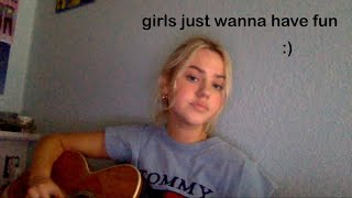 Download Mp3 girls just wanna have fun cover