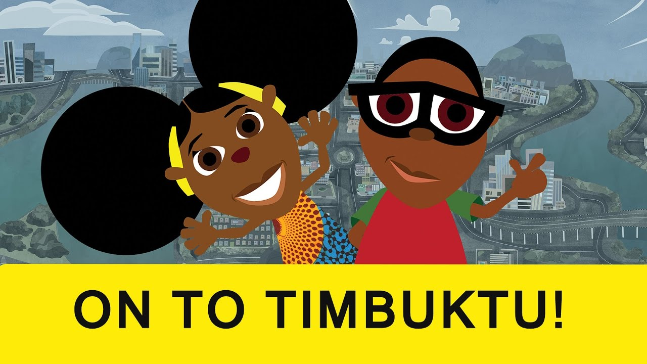 Download A Cartoon About The Ancient Manuscripts of Timbuktu In Mali