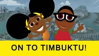 A Cartoon About The Ancient Manuscripts of Timbuktu In Mali