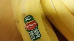 Banaanista saa hyät Banaaniletut ja banaani kakku