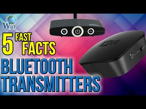 Top 10 Bluetooth Transmitters of 2019 | Video Review