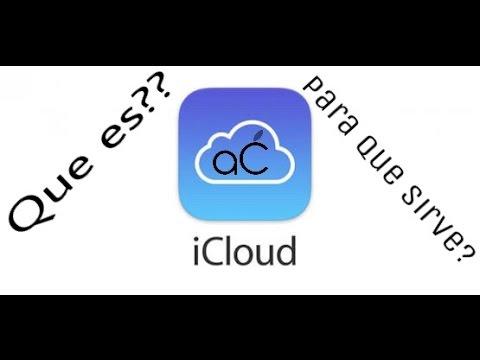 Tutorial | Que Es y Para Que Sirve | Icloud | iOS | - YouTube