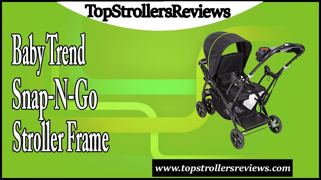 baby trend universal double snap n go stroller frame review baby trend universal double snap n go