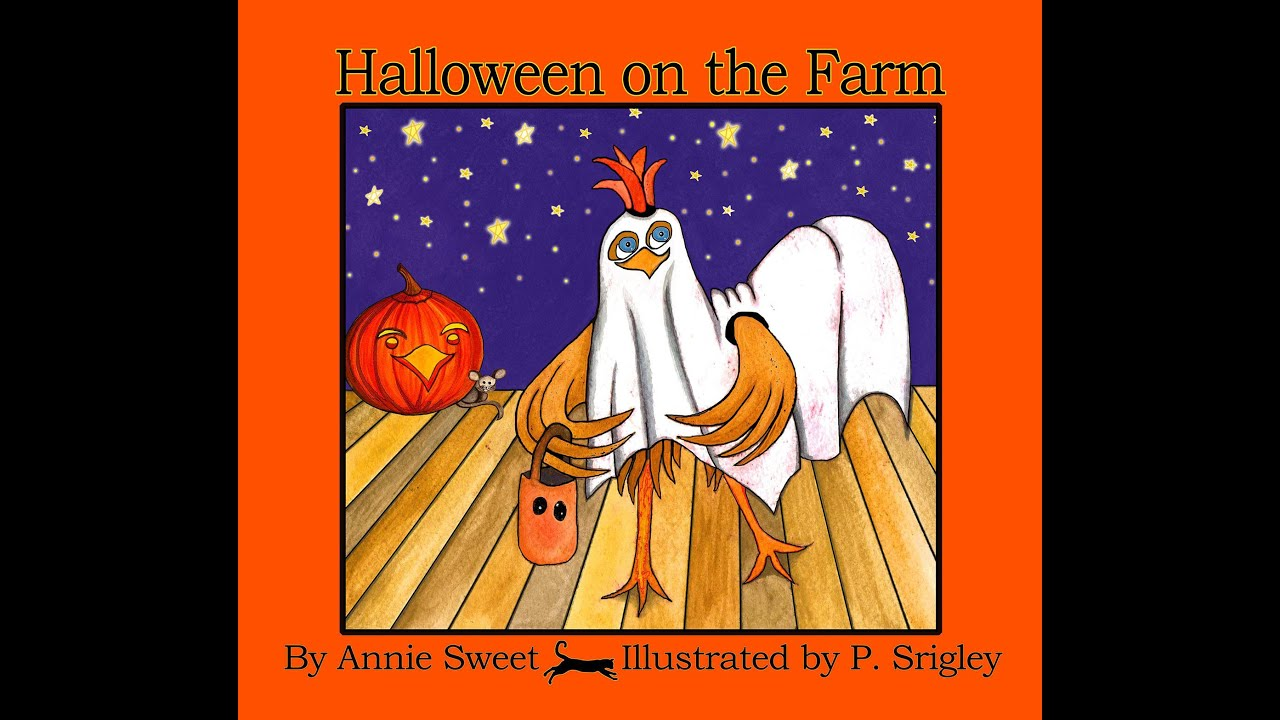halloween on the farm read aloud childrens book youtube - Farm Halloween