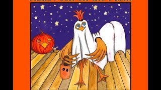 Halloween on the Farm: Read Aloud Children's Book